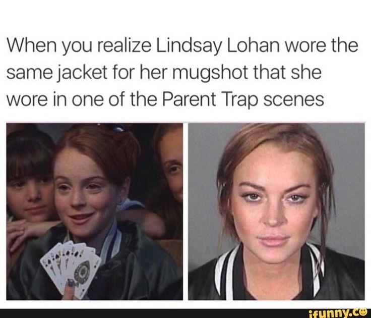 lindsay, lohan, same, jacket, mugshot