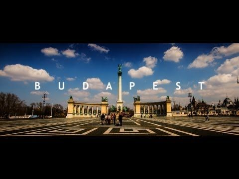 BUDAPEST in 4 K By Natural Light - YouTube
