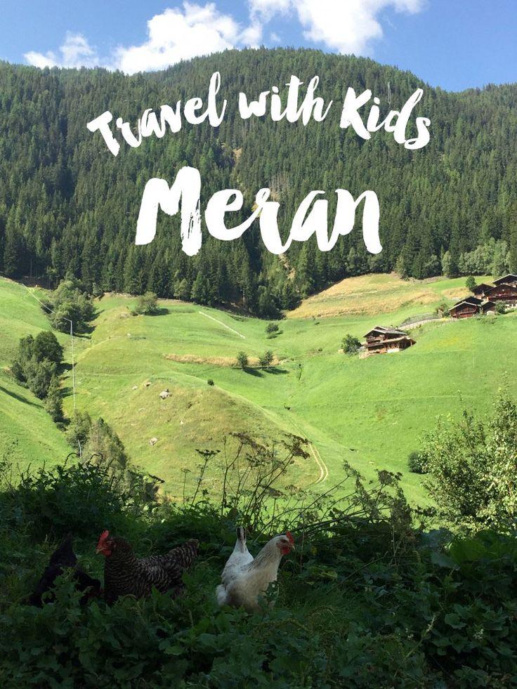 5 Tipps für Urlaub mit Kindern im Meraner Land   von @mummymag #Meran #Südtirol #AltoAdige #Italien