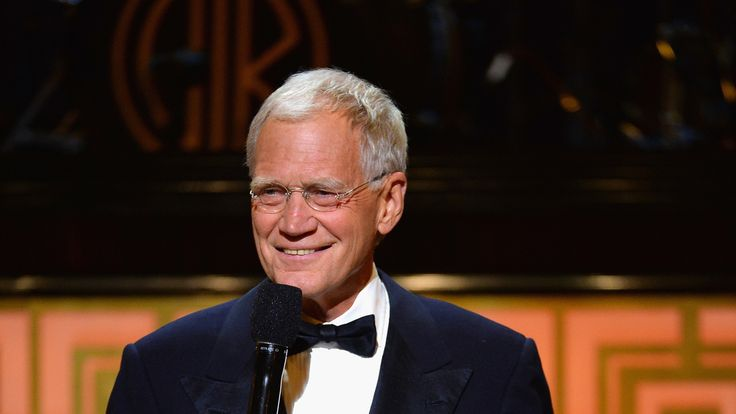 David Letterman was spotted in the island of St. Barts sporting a new look that…