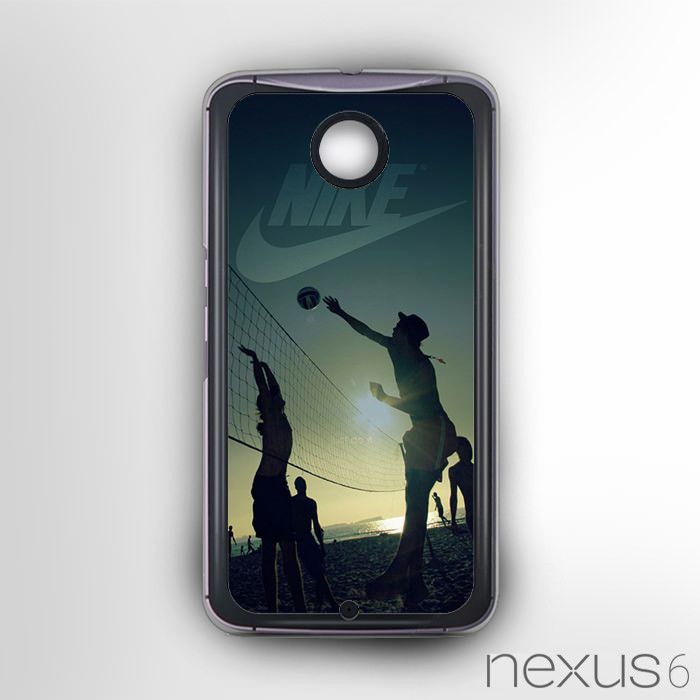 Nike Beach Volleyball for Nexus 6 phonecases