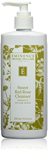 Eminence Organic Skincare Cleanser Sweet Red Rose 84 Ounce -- Click on the image for additional details.