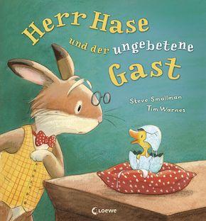 Herr Hase ist ein sehr ordentlicher Hase - bis eines Tages ein sehr unordentliches Küken aus einem Ei schlüpft. Mitten in seinem Hasenhaus... Ein warmherziges Bilderbuch mit zwei ungleichen allerbesten Freunden!