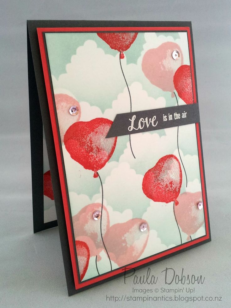 Paula Dobson, Stampinantics, 2016 Occasions Catalgoue sneak peek, Balloon Builders, click on the photo to see more of Paula's work #2016occasions #stampinup #balloonbuilders