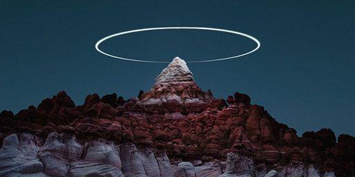Необычный фотопроект, снятый при помощи дронов.