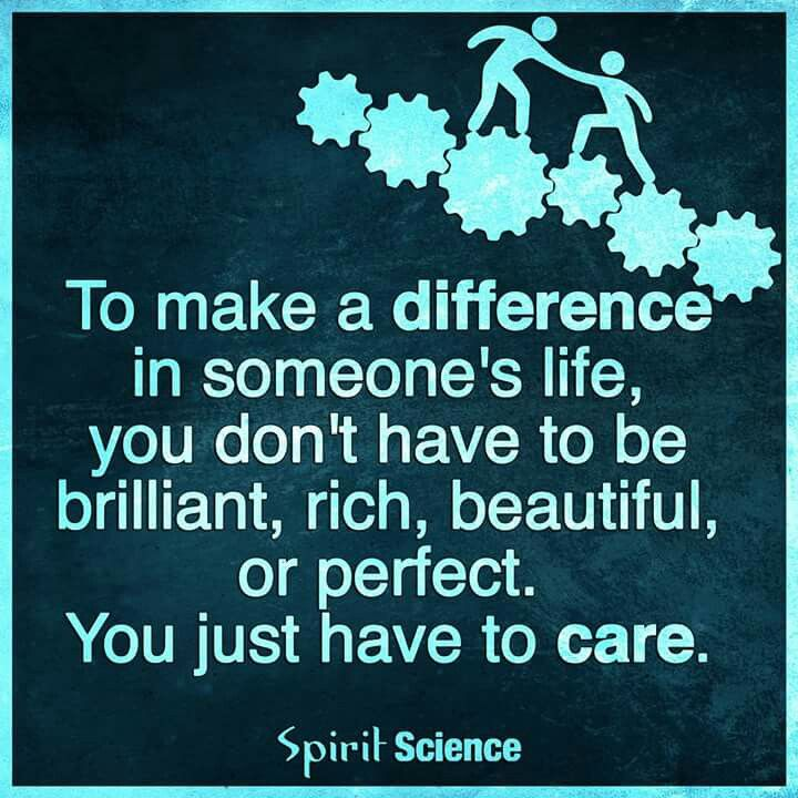 Messed Up Life Quotes: 1000+ Ideas About Make A Difference On Pinterest