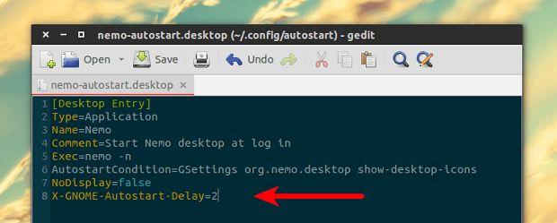 Se você quiser adicionar um atraso a um aplicativo que inicializa junto com seu ambiente gráfico (Gnome ou Unity) veja aqui como fazer isso.  Ferramenta para backups simples e fácil: instale Duplicati no Linux  Conecte e gerencie servidores SSH e MySQL com o Guake Indicator  SSH gráfico no Linux  veja como instalar o SecPanel  SSH no Ubuntu : como ativar e acessar o sistema remotamente  Instale o Gnome Connection Manager no Ubuntu e derivados  Nem sempre queremos que um determinado…
