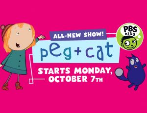 3 Reasons to Watch PBS's New Show Peg   Cat