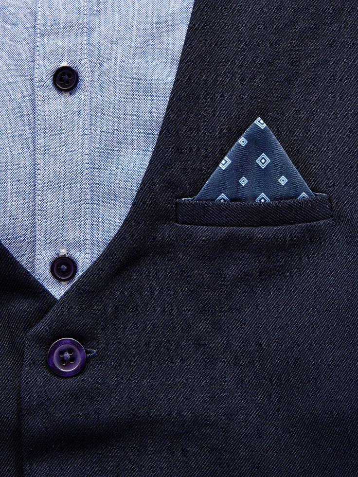 V by VeryGrandad Shirt & Waistcoat Set