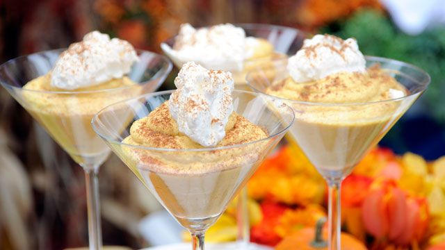 Sandra Lee Recipes | Sandra Lee's Pumpkin Mousse | Recipe - ABC News