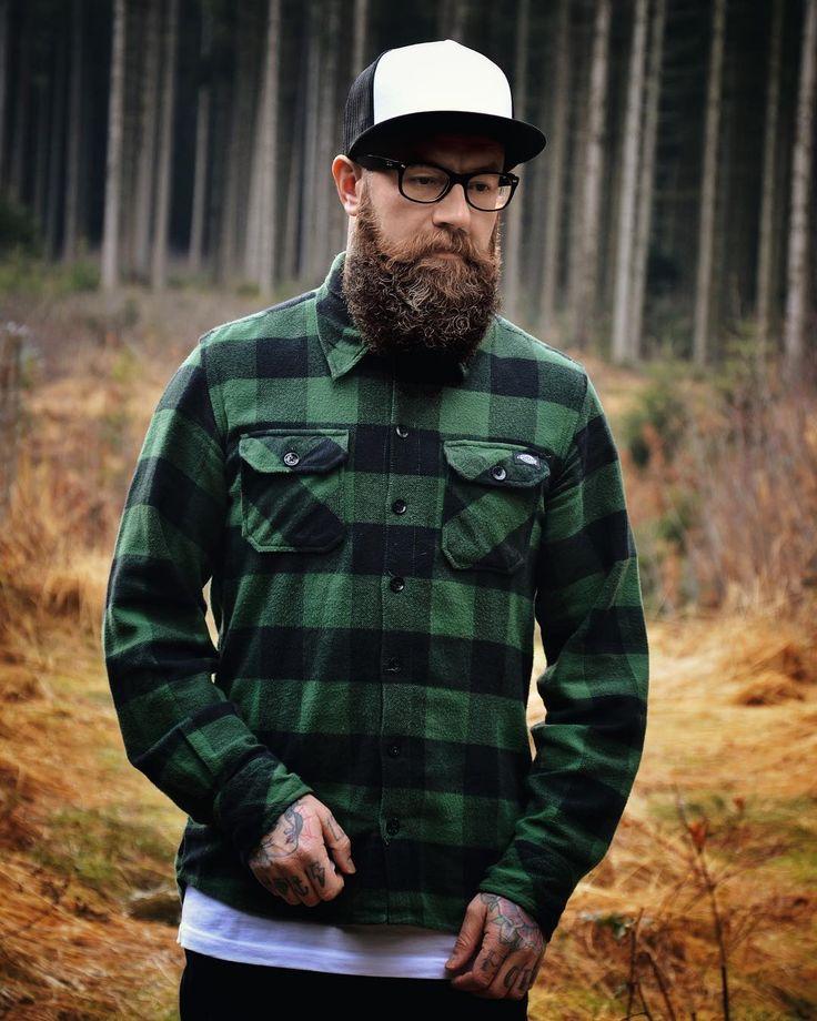 No Words, Just beard - Beard of the Week Mens Outdoor Fashion, Mens Outdoor Clothing, Outdoor Men, Mens Fashion, Urban Street Fashion Photography, Stylish Men, Men Casual, Beard Styles For Men, Herren Outfit