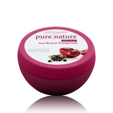 Pure Nature Organic Açai & Pomegranate - Açai & Pomegranate - Skin Care -