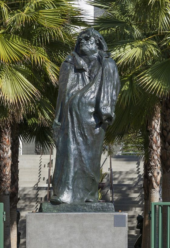 Monument to Honore de Balzac, Auguste Rodin | LACMA Collections