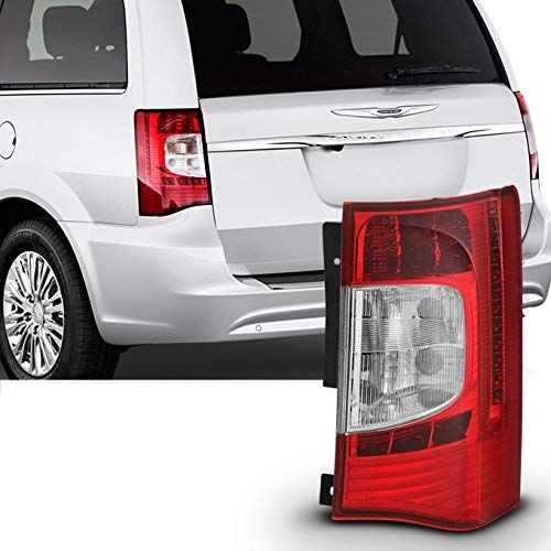 For 2011 2012 2013 2014 2015 2016 Chrysler Town And Country Red Passenger Rh Right Side Led Tail Light Led Tail Lights Chrysler Town And Country Tail Light
