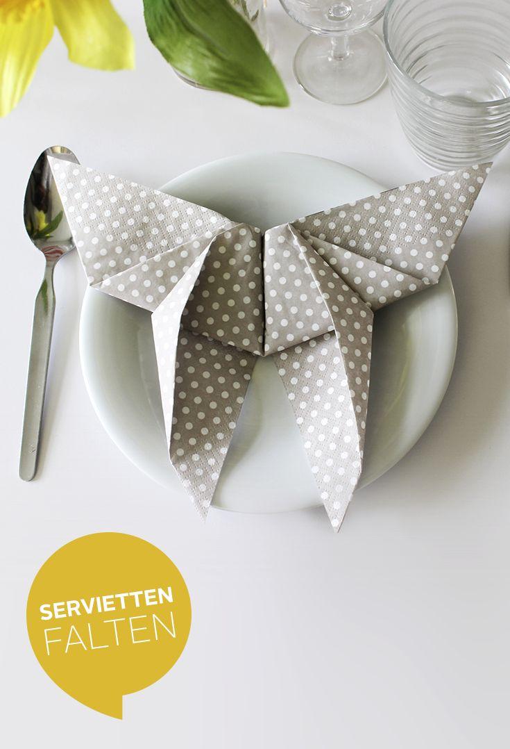 die 25 besten ideen zu servietten falten auf pinterest weihnachten weihnachtsbaum serviette. Black Bedroom Furniture Sets. Home Design Ideas