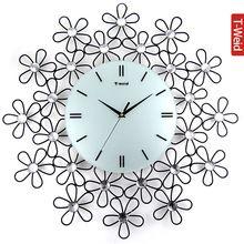 arco di legno amaca grande ferro orologio da parete muto personalizzato orologio di diamanti orologio moda orologio da tasca moda()