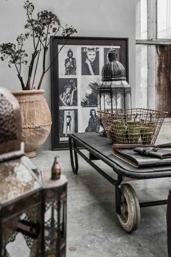 10 Awesome Vintage Industrial Decor Ideas For Your Urban Living