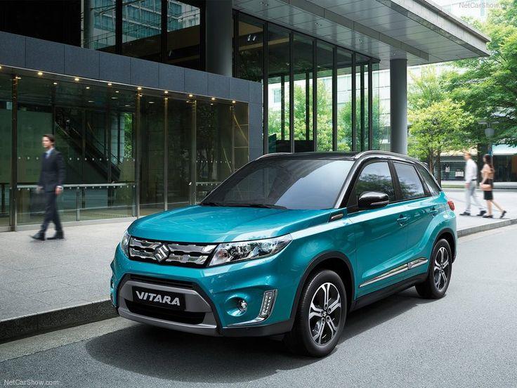 Suzuki Vitara 2015 Expresses Suzuki's SUV Styling Heritage #SUZUKI #VITARA http://bountycar.com/suzuki-vitara-2015-expresses-suzuki-s-suv-styling-heritage/