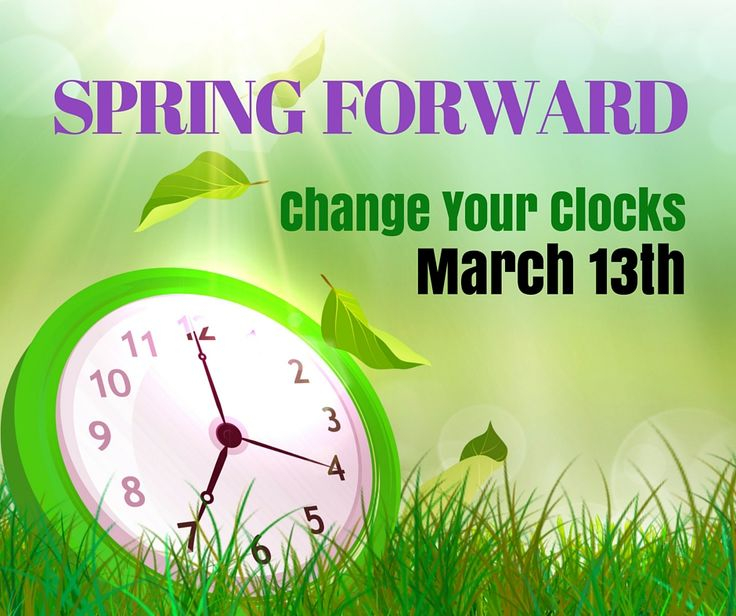 "[ March 13, 2016; ] It's time to ""spring forward"" for Daylight Savings Time and gain an extra hour of sunlight. It also means you'll lose an hour of sleep! Daylight Savings Time begins on Sunday, March 13, 2016. Remember to set your clocks forward 1 hour before you head to bed on Saturday, March 12. Springing forward and falling back may [...]"