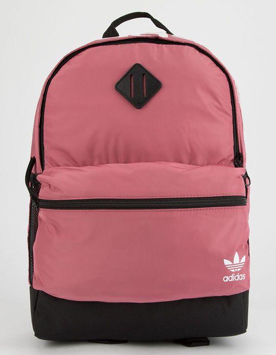 Adidas Originals National Pink Backpack Needed For School