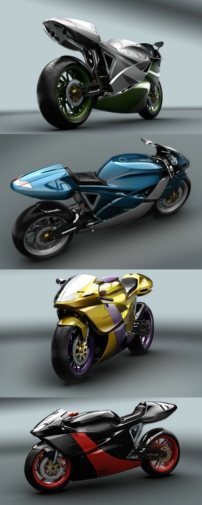 concept Motorcycle | Asimma - Concept Motorcycles