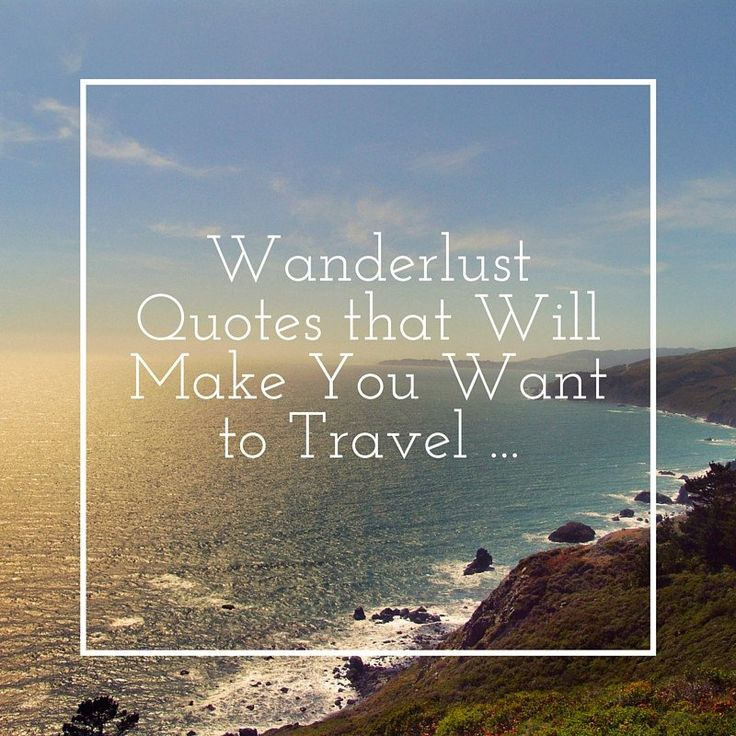 """Whether you are busy planning your next adventure or just daydreaming about it, here are some wanderlust quotes to spark thetravelerin you!   """"The journey of a thousand miles begins with a single step."""" – Lao Tzu """"Travel is nor reward for working, it's education for living"""" Travel is rarelya matter of money, but of courage"""" - Paulo Coelho """"Jobs fill your pocket, adventures fill your sole"""" """"I would rather own little and see the world than own the world and see a little"""" – Alexander…"""