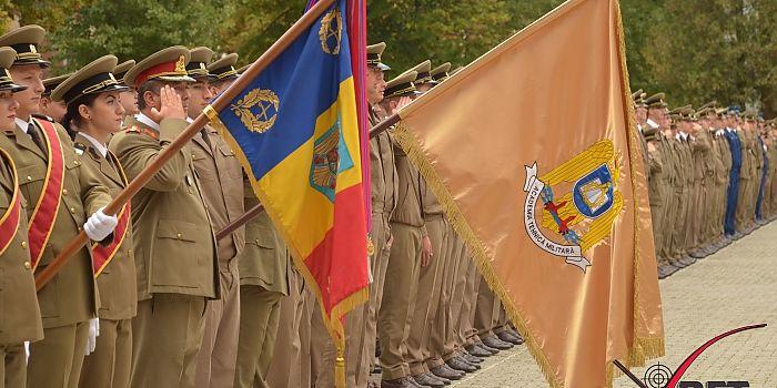 ACADEMIA TEHNICĂ MILITARĂ, LA AL 66-LEA AN DE ÎNVĂŢĂMÂNT SUPERIOR • Joi, 1 octombrie 2015, într-o atmosferă de înaltă ţinută academică, studenţii şi cadrele Academiei Tehnice Militare au participat la deschiderea celui de al 66-lea an de învăţământ superior în această instituţie