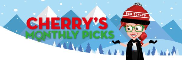cherry´s monthly picks | winter promotional products