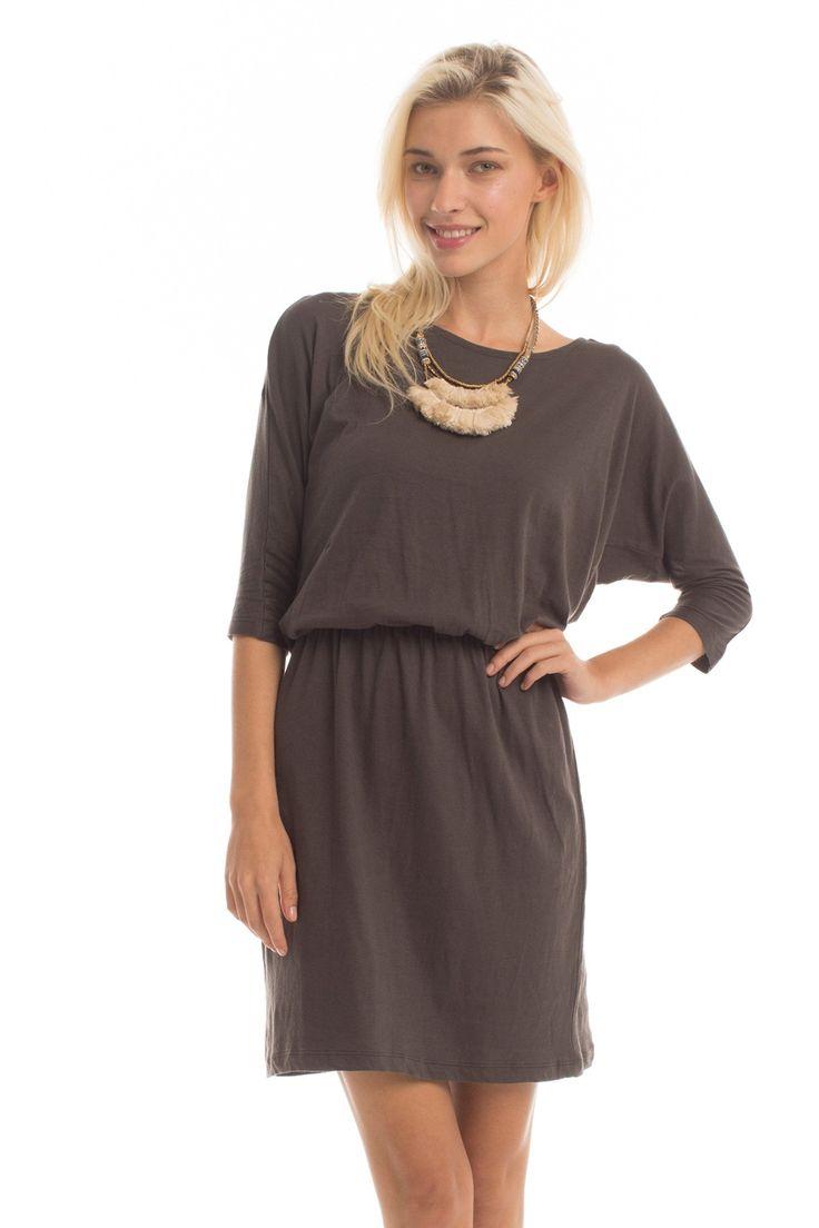 Tissue Knit Gallery Dress