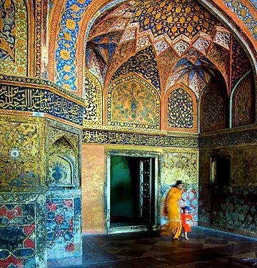 Sikandra Akbar Mausoleum, India