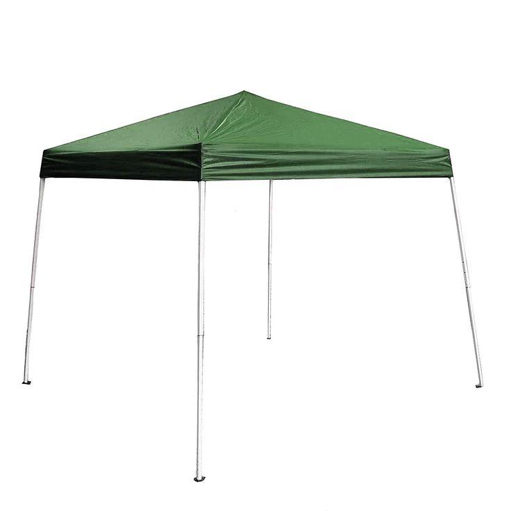 Aleko 8'x8' Foldable Outdoor Picnic Party Gazebo Canopy #GAZ8-10X8-10G-AO