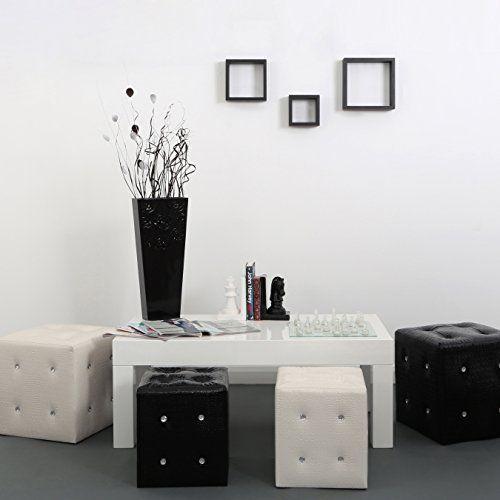 Premier Housewares – Juego de estanterías en forma de cubos (3 unidades) - http://vivahogar.net/oferta/premier-housewares-juego-de-estanterias-en-forma-de-cubos-3-unidades/ -