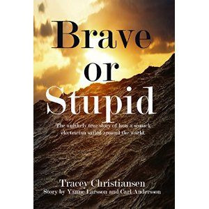 #Book Review of #BraveorStupid from #ReadersFavorite - https://readersfavorite.com/book-review/35817  Reviewed by Faridah Nassozi for Readers' Favorite  Brave or Stupid by Tracey Christiansen, Yanne Larsson and Carl-Erik Andersson is a rich narration of how two best friends fulfilled their dream of sailing around the world. Carl and Yanne had been best friends for very many years, and one day they thought of taking a sailing trip around the world. What started out as just a loose idea by ...