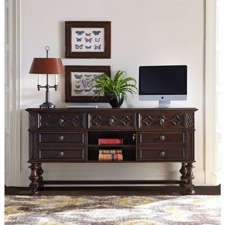 Casa D'Onore - File Media Console - 443-15-31 - Home Office - Stanley Furniture