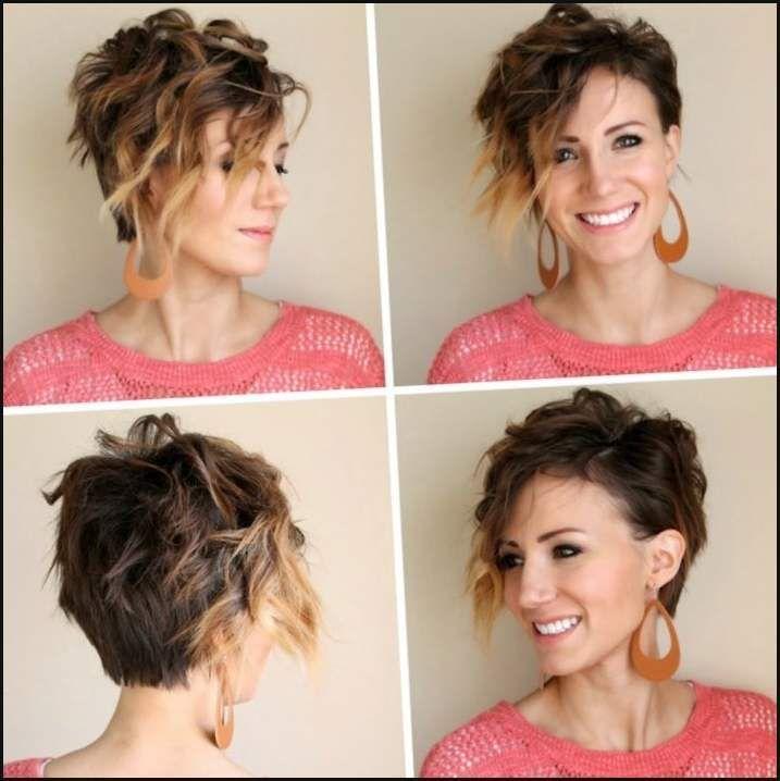 Kurze Locken Frisuren Damen Damen Frisuren Kurze Locken