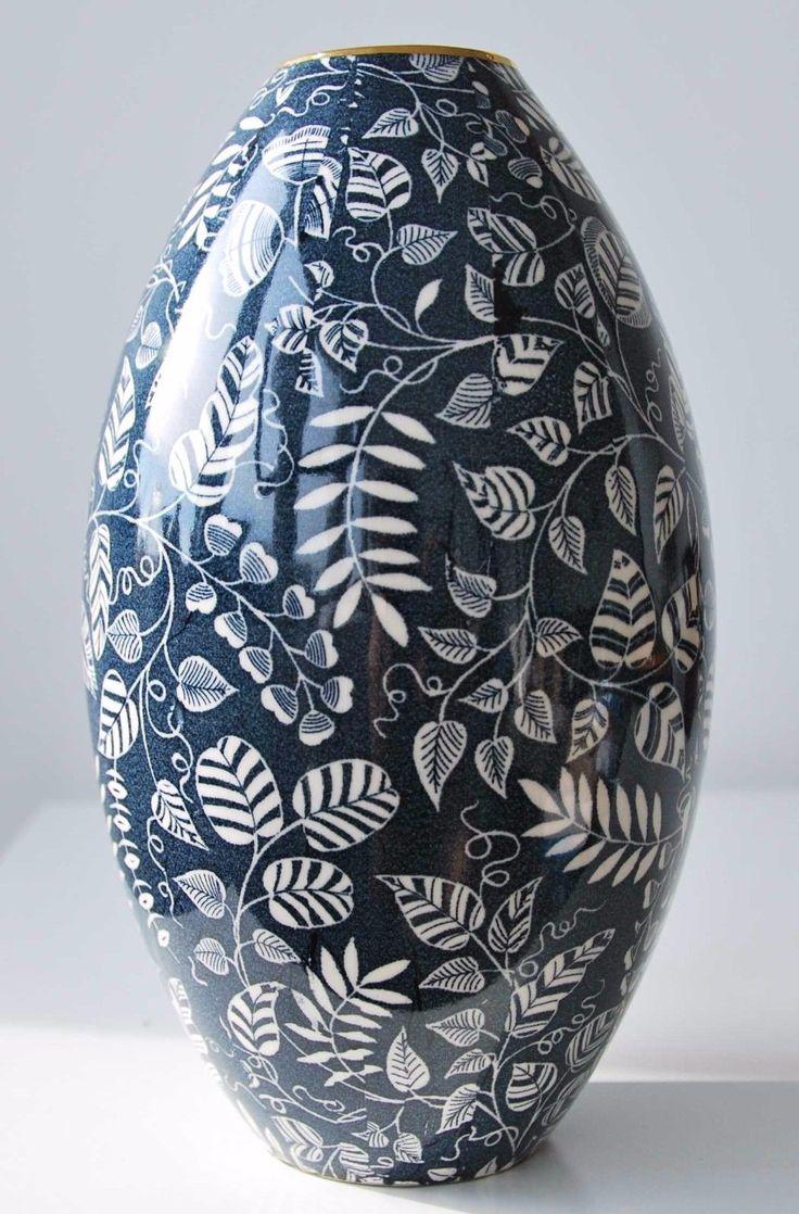 West German pottery Wächtersbach vase Madeleine mid century vintage fat lava | eBay