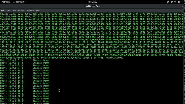 Using nmap for information gathering(can be used to scan Public IP ranges) #BlackHat #SEO #infosec #security #defcon #seoforum #forum #BHUSA