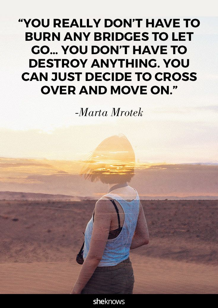 20 motivational quotes about moving on & starting over. Sometimes moving on can be subtle.