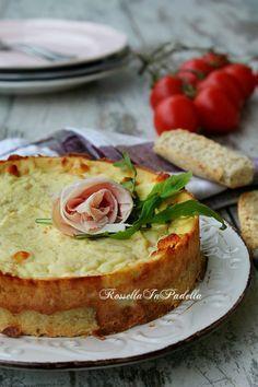 Cake al prosciutto cotto, ricetta antipasto