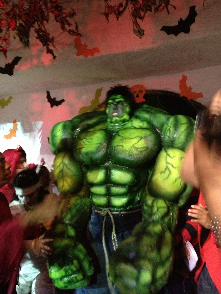 Hulk !!!! Gran ganador