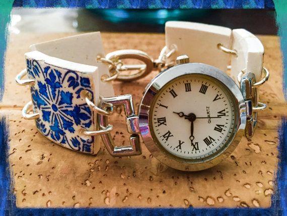 Bonito y Elegante reloj de Señora por LasJoyitasDeMarie en Etsy