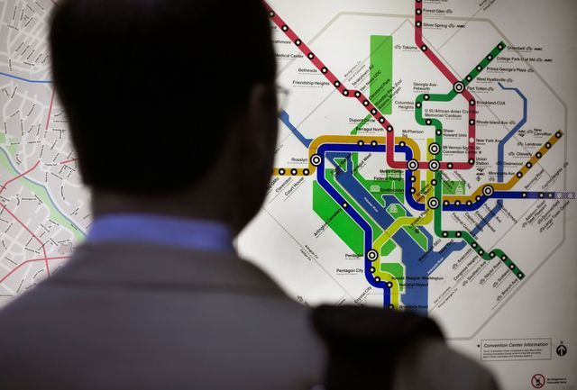 Best 5 Metro Stations for Sightseeing in Washington DC: Washington DC Attractions Near Metro Stations