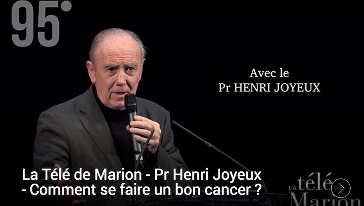 https://95degres.com/videos/03-02-2017-la-tele-de-marion-pr-henri-joyeux-comment-se-faire-un-bon-cancer Le Pr Joyeux : Comment se faire un bon cancer ?