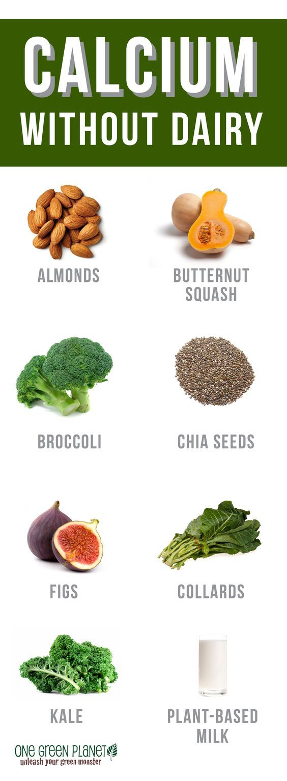Eat more of these plant-based sources of calcium and ditch the dairy for good!