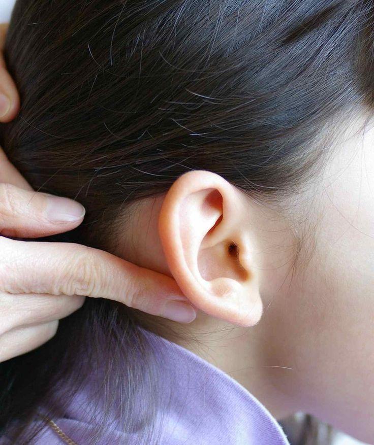 Le massage anti otite