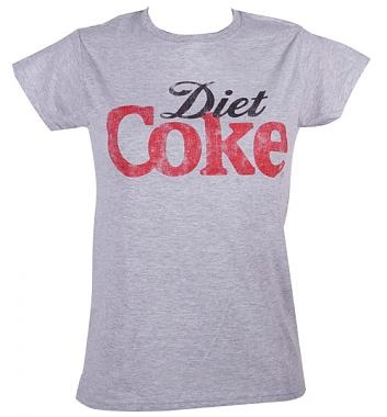 diet coke and a comfy t-shirt.... Yes. Two favorites together.