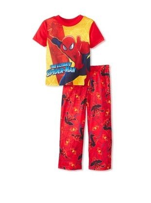 53% OFF Kid's Spider-Man 2-Piece Pajama Set (Red)