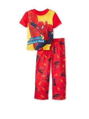53% OFF Kid's Spider-Man 2-Piece Pajama Set (Red)