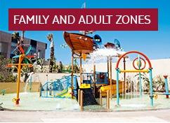Sensatori attracts a broad range of guests, so resorts are split into dedicated zones...