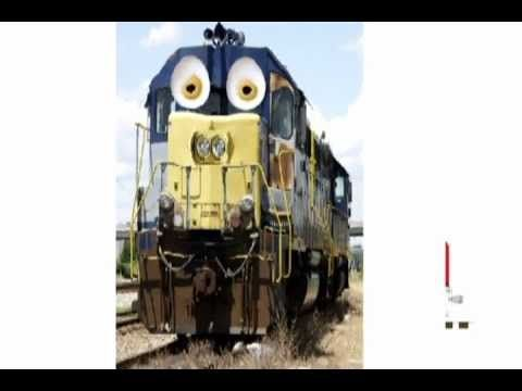 Here's how a diesel train works as seen on our YouTube Channel hhtp://www.youtube.com/edinger1343. It's a bonus on the DVD Lots & Lots of Big Trains!